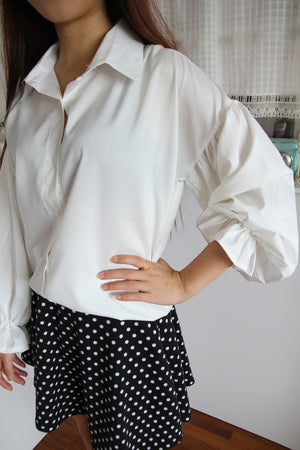 Women White Shirt W1002A51B