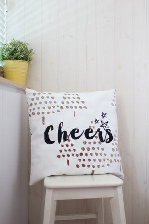 Cushion Cover PPD651C Cheers