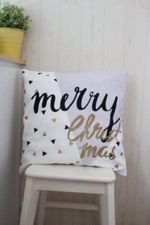 Cushion Cover PPD651B Merry Christmas