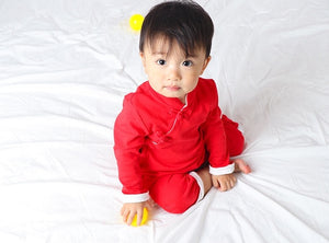 Baby Kungfu Romper A400C44F