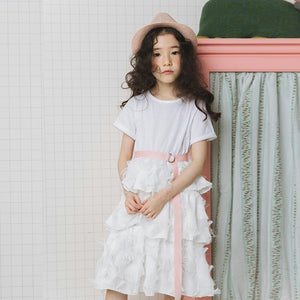 3-15Y Girls Layers Dress G21033G (Mother sizes available)