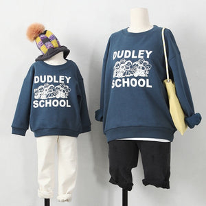 3-15Y Kids Blue Sweater G21044C (Mother size available)