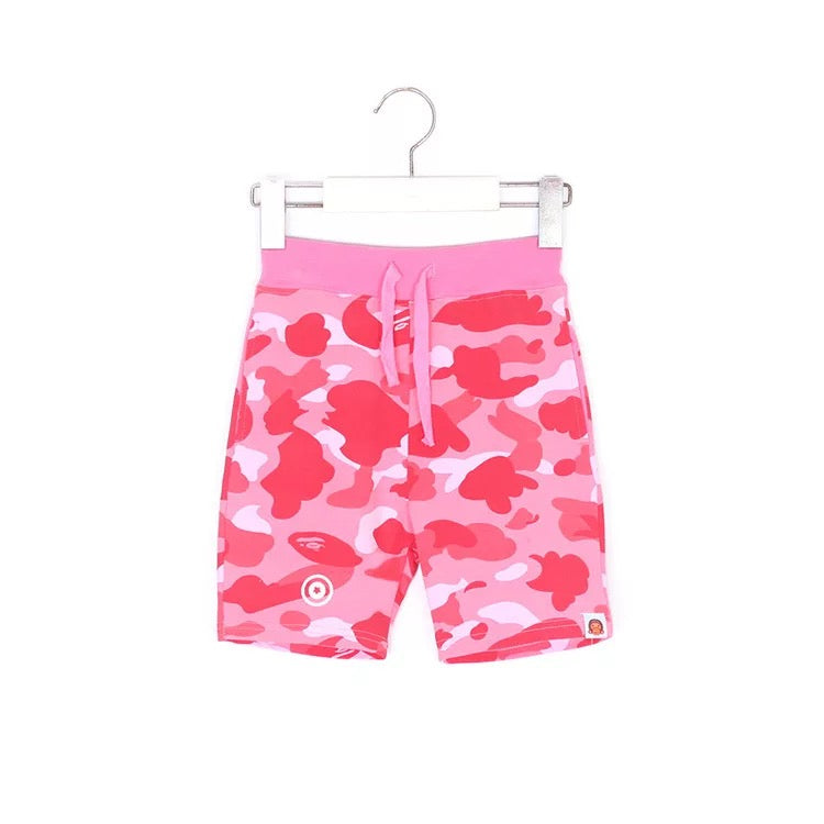 2-8Y Kids Original Bape Shorts A10311D