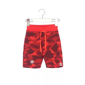 2-8Y Kids Original Bape Shorts A10311B