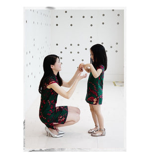 2-15Y Kids Cheongsam Dress A200C66A