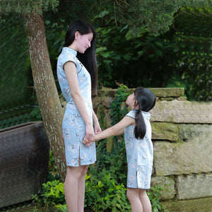 2-15Y Kids Cheongsam Dress A200C66C