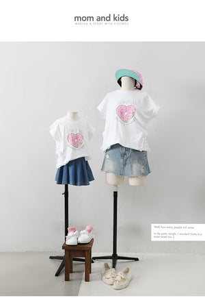 2-15Y Kids Donut Shirt G21041K