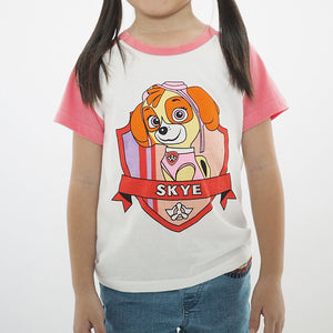 2-7Y Girls Pink Skye Shirt A20216A
