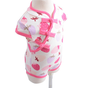 Baby Chinese Cheongsam Romper A400C43L
