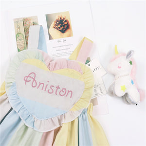 1-8Y Girls Aniston Rainbow Dress G20121J