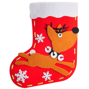 Make your own Christmas Socks DIY Set XM1011A