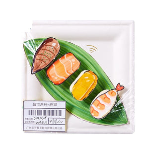 Make your own Sushi Plate DIY Set AC2101A