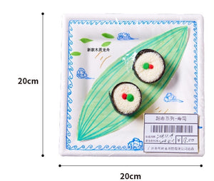 Make your own Sushi Plate DIY Set AC2101C