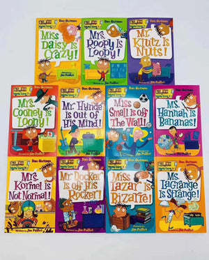 My Weird School 21-Book Box Set BK2006A