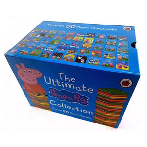 The Ultimate Peppa Pig Collection Set 50 books BK2009A