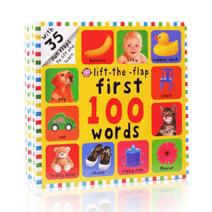 First 100 Board Book Box Set 5 Books BK2011A