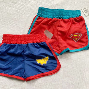 Girls Superheroes Shorts A20452C/A20452D