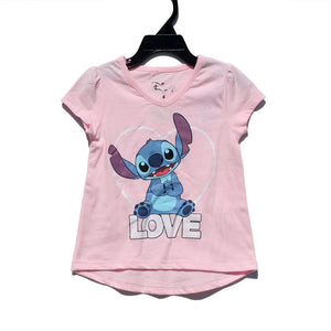 Girls Short-Sleeves Shirt A20217E