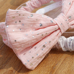100% Handmade Kids Ribbon Headbands A323G2K