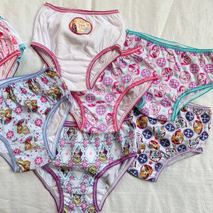 Girls Underwear A3104A