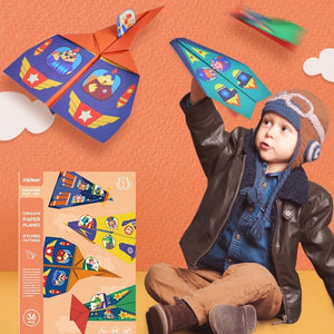 Mideer Airplanes Origami DIY Set MD1031B