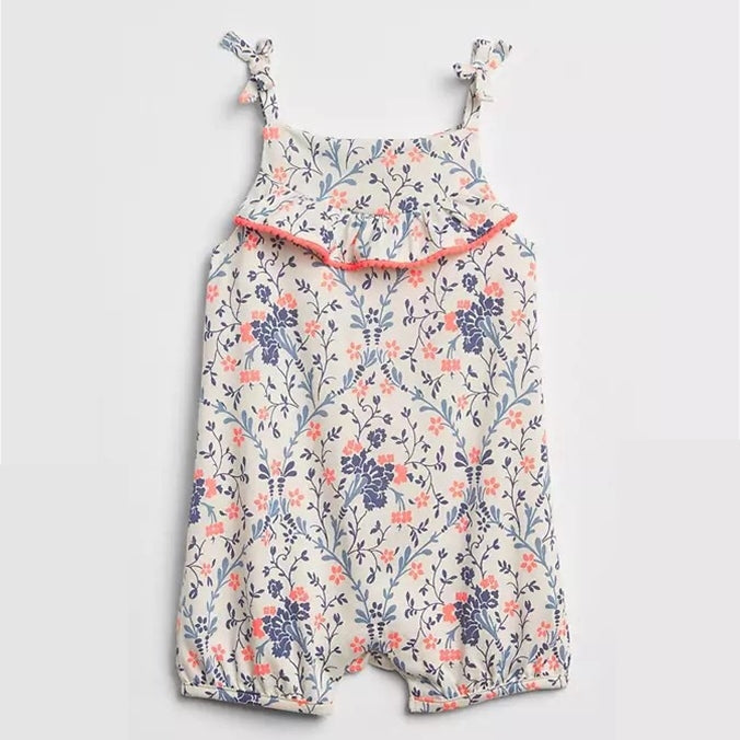 6-24M Baby Floral Romper A40311I