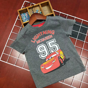 2-7Y Boys Short Sleeve T-Shirt A10424K