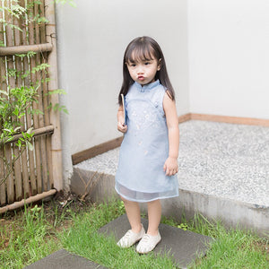 2-6Y Girls Cheongsam Dress A200C15H