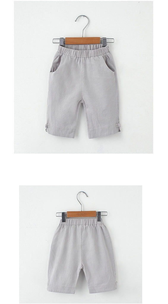 2-10Y Boys Chinese Pants A100C31C