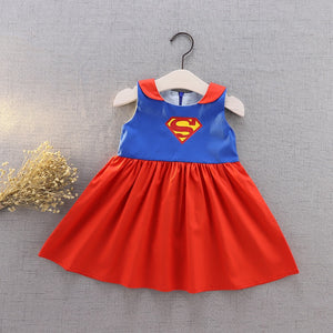 Supergirl superhero Dress G20131I