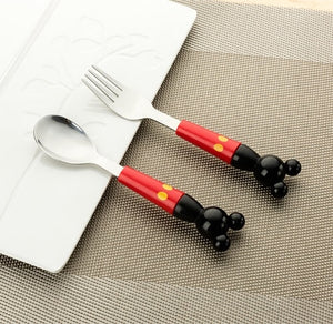 Children On The Go Fork & Spoon Set C6021A / Carrying Case C6021B (Case Sold Separately)