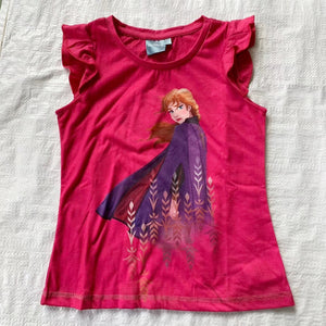 Girls Short-Sleeves Shirt A20217L