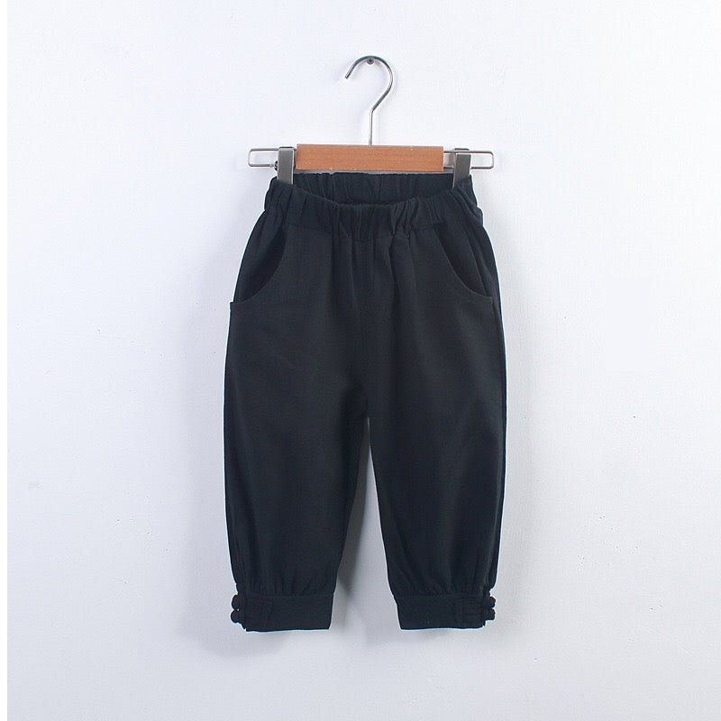 2-8Y Boys Chinese Pants A100C31L