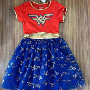 Wonder Woman Superhero Dress A20134J