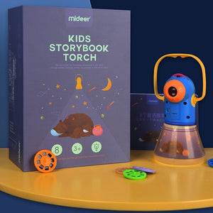 Mideer Multi-function Kids Storybook Projector MD1041B