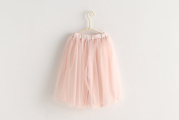 2-8Y Girls Tulle Skort A200C31B (Mother sizes available)