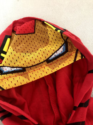 Iron Man Kids Superhero Hoodie Shirt A10433K