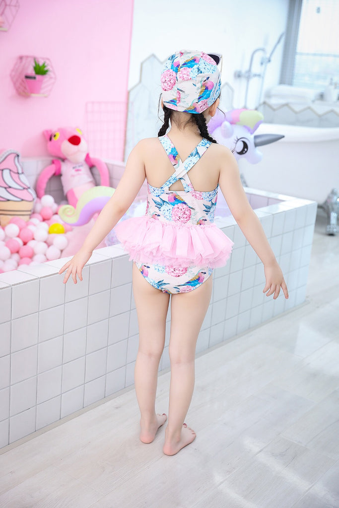 Girls Swimwear A2071A
