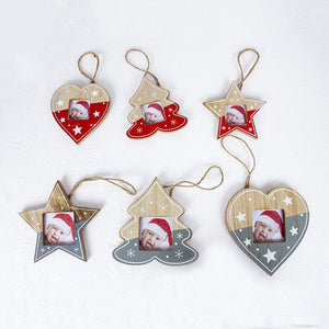 Christmas Photo Frame Ornament A72521