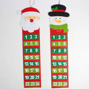 Christmas Advent Calendar A72541A/ A72541B