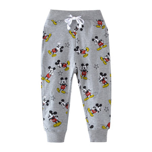 2-7Y Boys Tracking Pants A10312M