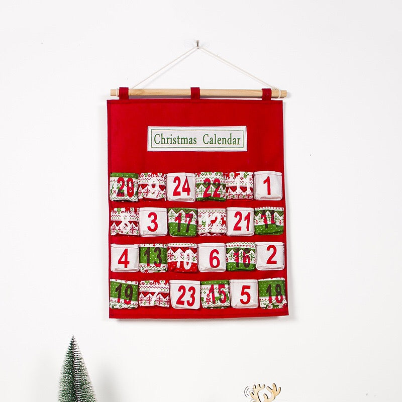 Christmas Advent Calendar A72551A