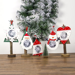 Christmas Photo Frame Ornament A72525