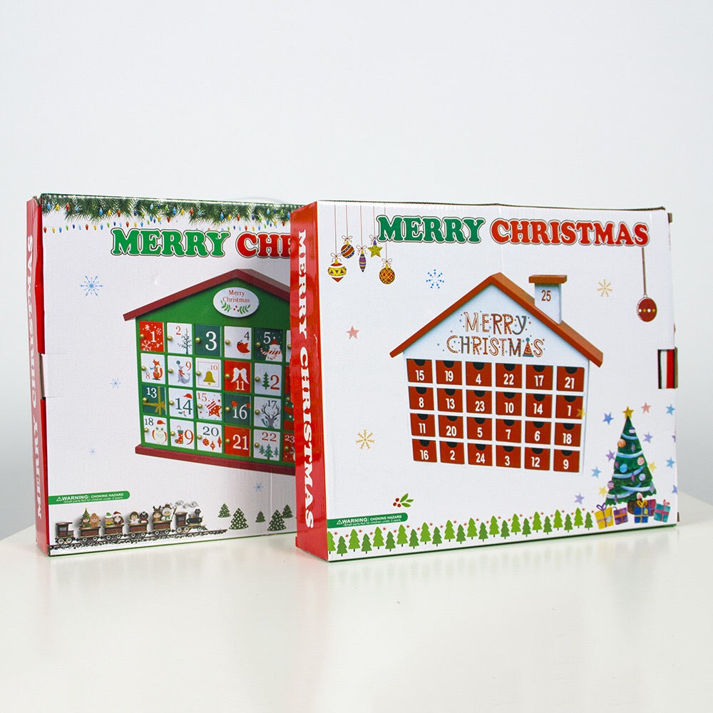 Christmas Advent Calendar A72551C