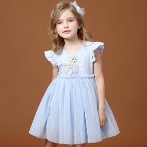 Girls Princess Tulle Dress G20133I