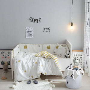 3pcs Bedding Set Baby Crib / Kids Bed A60451E