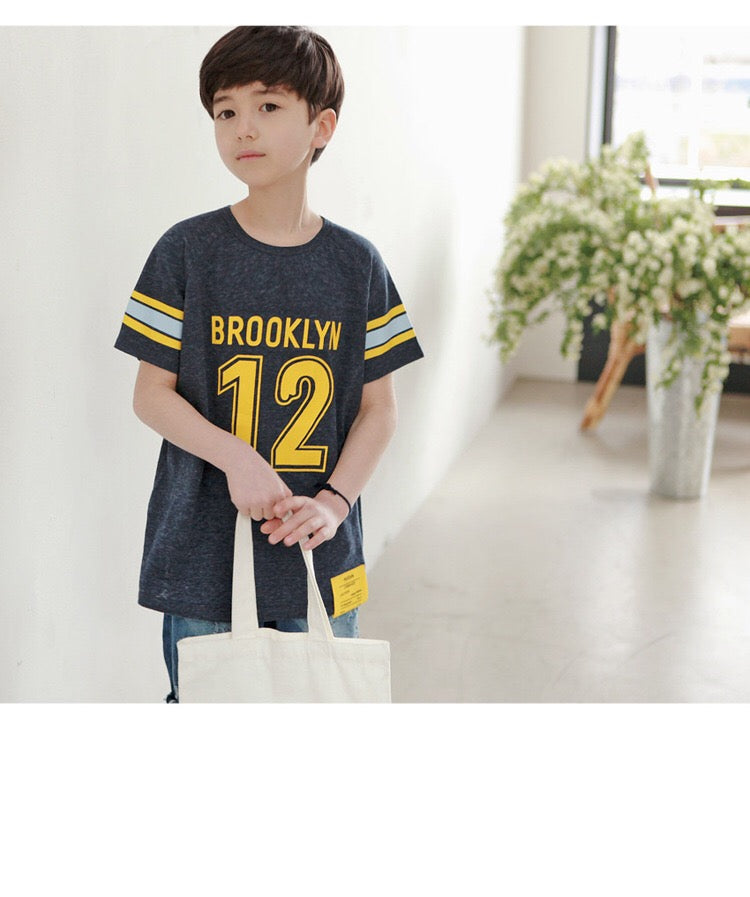 3-15Y Kids Brooklyn Shirt G21041A