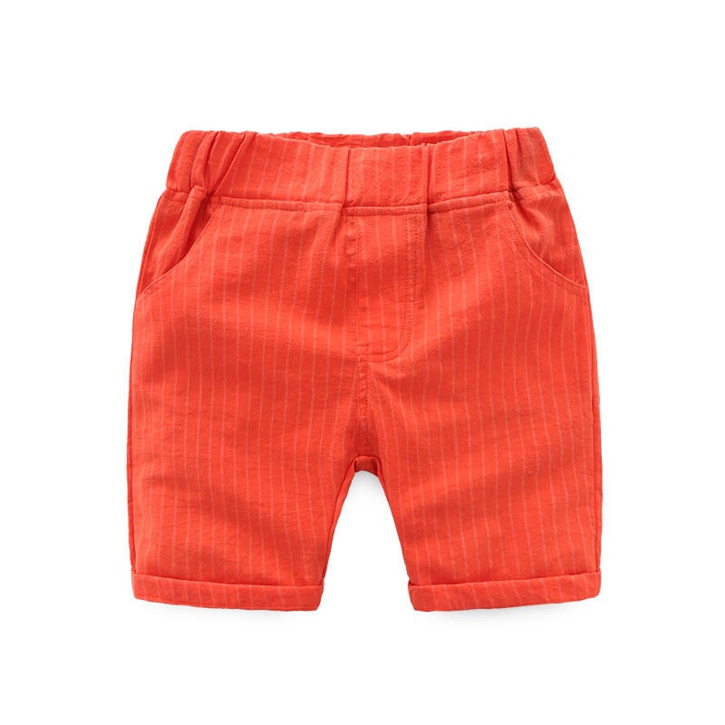 2-10Y Boys Short Cropped Pants A10314J