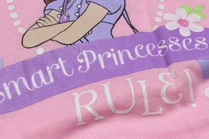 2-8Y Girls Sofia the First Flutter Dress A20129B