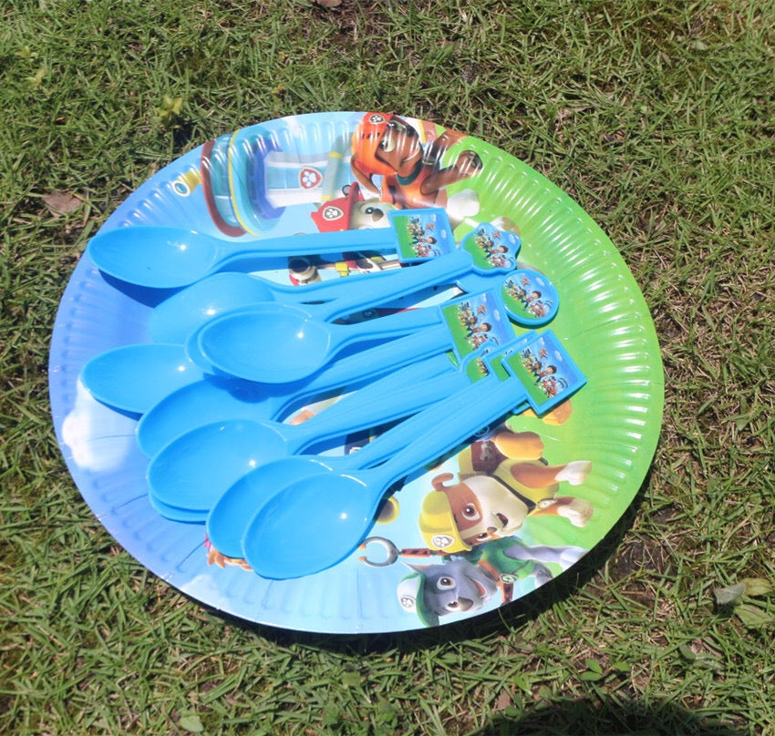 7 inches Party Plates of 10pcs/pack P212B